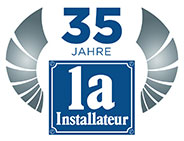 35 Jahre 1a-Installateure